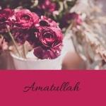 The Amatullah inYou